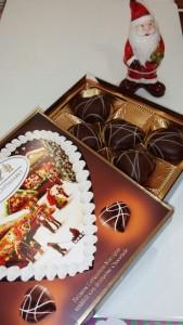 ドイツのお土産チョコ&サンタ