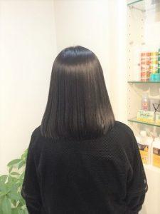 縮毛矯正リペアナチュラル2